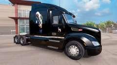 Bromista de la piel para el camión Peterbilt para American Truck Simulator