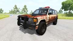 Gavril Roamer Rusted Sheriff para BeamNG Drive