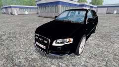 Audi A4 Police