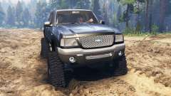 Ford Ranger 2005 para Spin Tires