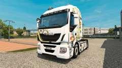 Los Esbirros de la piel para Iveco tractora para Euro Truck Simulator 2