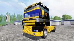 DAF XF Hertog Jan