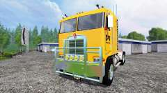 Kenworth K100 CAT