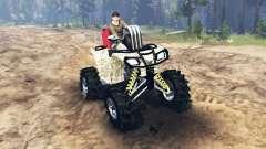 ATV Outlander para Spin Tires