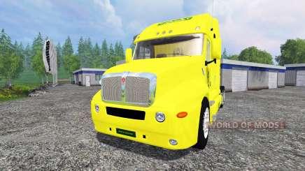 Kenworth T2000 [John Deere] para Farming Simulator 2015