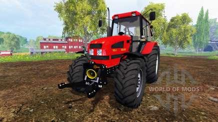 Belarús 1221.4 v4.0 para Farming Simulator 2015
