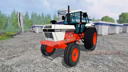 David Brown 1490 2WD para Farming Simulator 2015