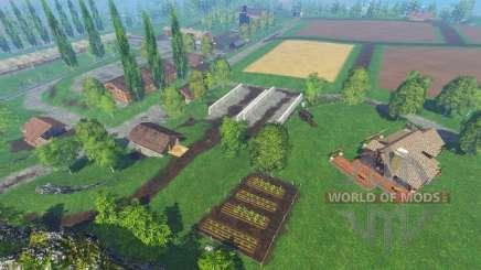 Bennos Yard v1.1 para Farming Simulator 2015