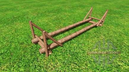 Timber Loading Point v1.2 para Farming Simulator 2015