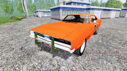 Dodge Charger General Lee para Farming Simulator 2015