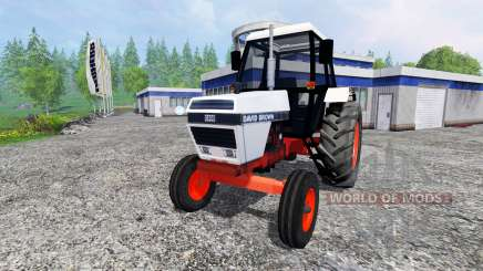David Brown 1394 2WD para Farming Simulator 2015