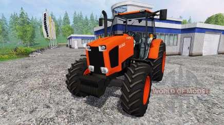 Kubota M135GX para Farming Simulator 2015
