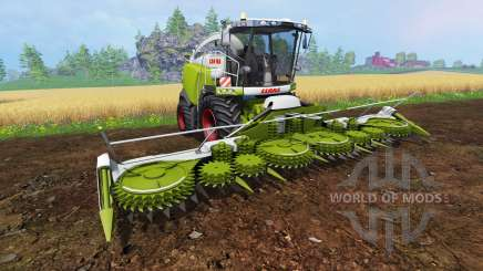 CLAAS Jaguar 980 [dynamic power] para Farming Simulator 2015