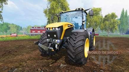 JCB 4220 v2.1 para Farming Simulator 2015