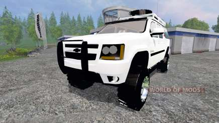 Chevrolet Suburban para Farming Simulator 2015