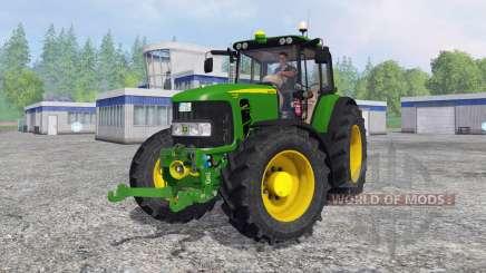 John Deere 7430 Premium para Farming Simulator 2015