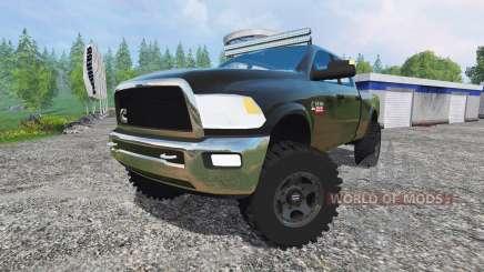 Dodge Ram 2500 v1.1 para Farming Simulator 2015