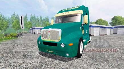 Kenworth T2000 [Krone] para Farming Simulator 2015