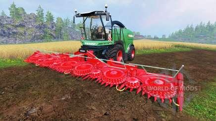 Fendt Katana 85 para Farming Simulator 2015