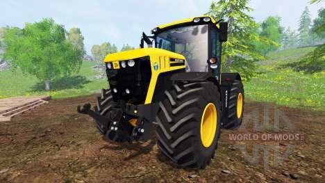 JCB 4220 v2.0 para Farming Simulator 2015