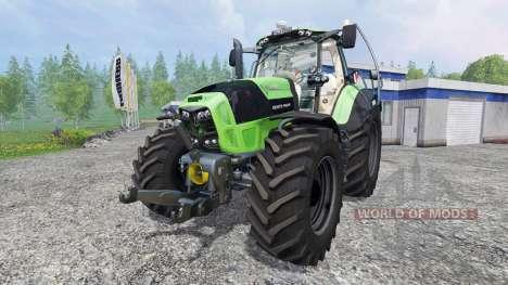 Deutz-Fahr Agrotron 7250 TTV v5.0 para Farming Simulator 2015