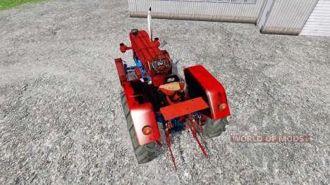 UTB Universal 650 [without cabin] para Farming Simulator 2015