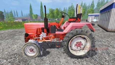 T-25 v1.0 para Farming Simulator 2015