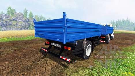 GAZ-SAZ-35071 [dump truck] para Farming Simulator 2015