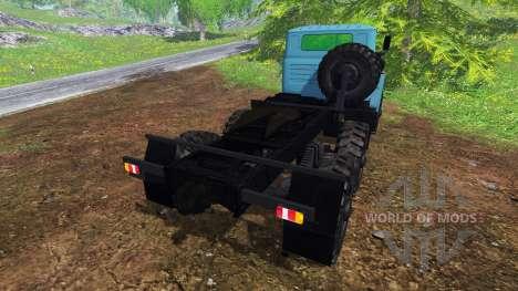 De los urales-4320-1921-60M v1.0 para Farming Simulator 2015