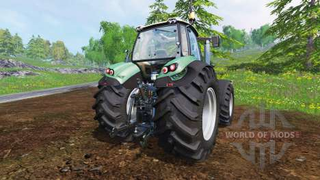 Deutz-Fahr Agrotron 7250 Warrior v9.0 para Farming Simulator 2015