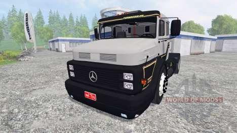 Mercedes-Benz 1933 para Farming Simulator 2015