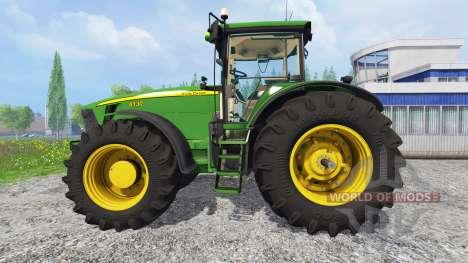John Deere 8130 para Farming Simulator 2015