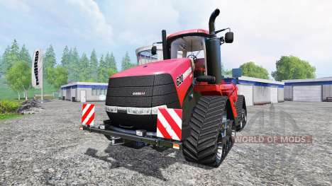 Case IH Quadtrac 620 [real engine] para Farming Simulator 2015
