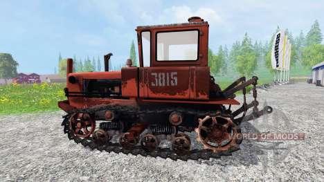 DT-75 para Farming Simulator 2015
