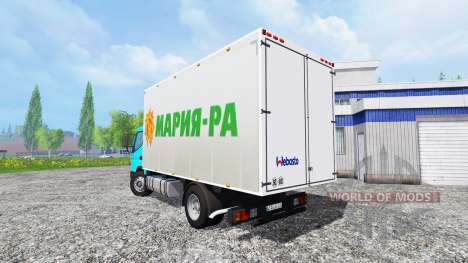 Mitsubishi Fuso [Maria-AR] para Farming Simulator 2015