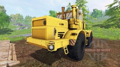 K-700A kirovec v1.1.0.8 para Farming Simulator 2015
