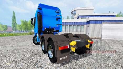 Iveco Stralis Hi-Way v1.5 para Farming Simulator 2015
