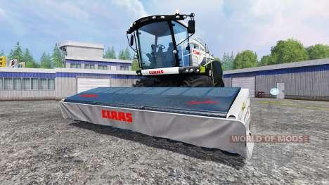 CLAAS Direct Disc 620 [black edition] para Farming Simulator 2015