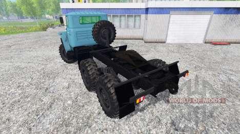 De los urales-4320-1921-60M v0.5 para Farming Simulator 2015