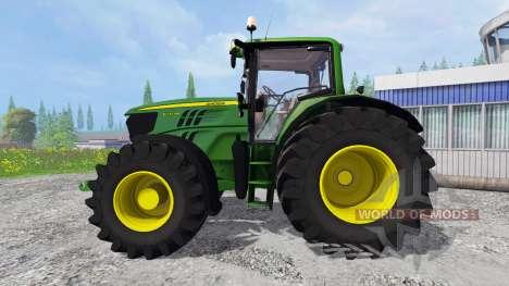 John Deere 6175M para Farming Simulator 2015