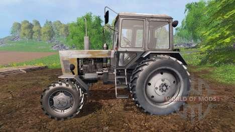 MTZ-102 [turbo] para Farming Simulator 2015