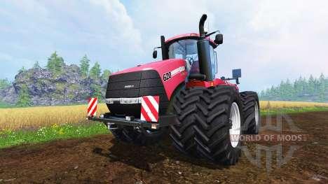 Case IH Steiger 620 v1.1 para Farming Simulator 2015