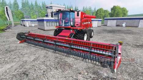 Case IH Axial Flow 9230 [multifruit] v2.0 para Farming Simulator 2015