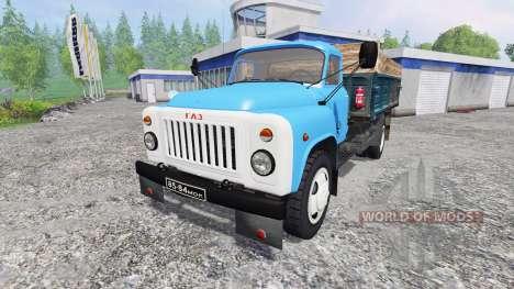GAZ-53 para Farming Simulator 2015