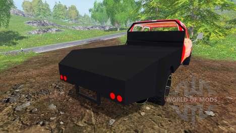 Chevrolet Silverado 1984 v2.0 para Farming Simulator 2015