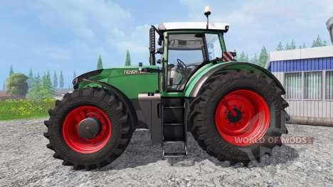 Fendt 1050 Vario v3.71 para Farming Simulator 2015