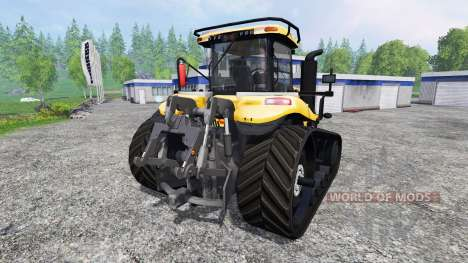 Caterpillar Challenger MT865B v1.3 para Farming Simulator 2015