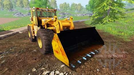 El K-701 kirovec AP v2.0 para Farming Simulator 2015