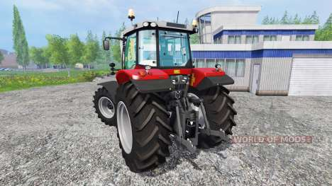 Massey Ferguson 7718 para Farming Simulator 2015
