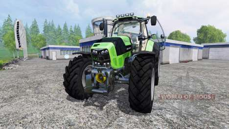 Deutz-Fahr Agrotron 7210 TTV v5.1 para Farming Simulator 2015